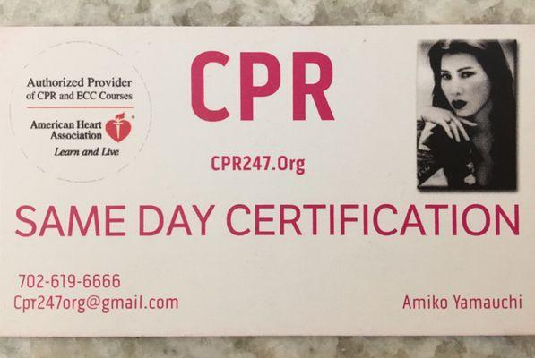 Cpr247