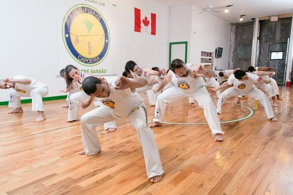 Axé Capoeira Chicago