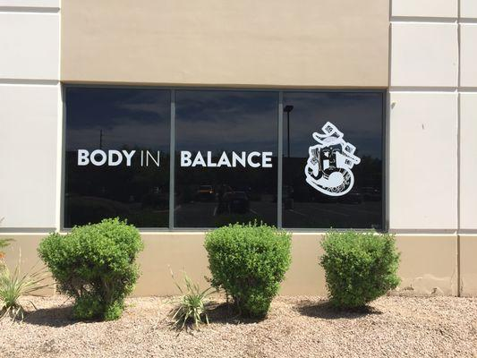 Body In Balance Yoga