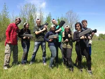 Battlefront Laser Tag & Paintball
