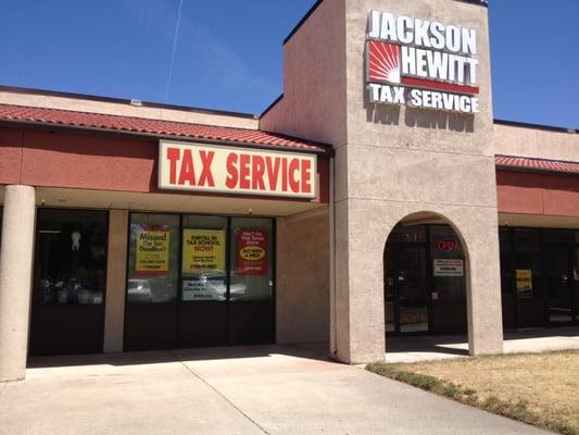 Jackson Hewitt Inc.