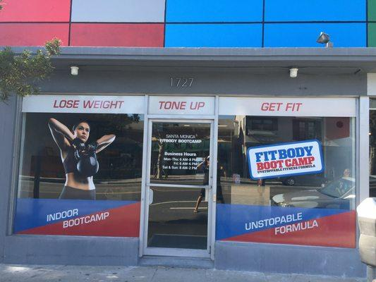 Dcxfitness / Santa Monica Fit Body Boot Camp