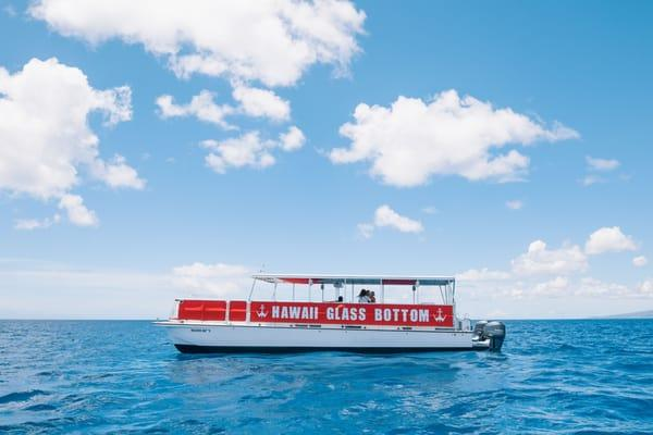 Hawaii Glass Bottom Boat Adventures