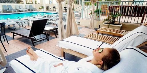 The Spa at the JW Marriott Santa Monica Le Merigot