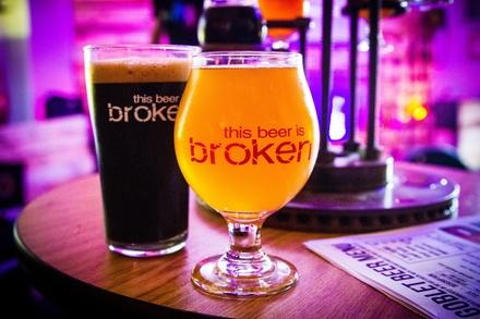 Broken Goblet Brewery