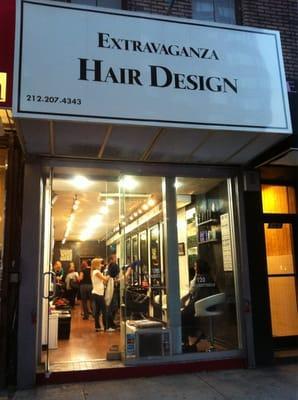 Extravaganza Hair Designs