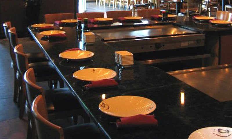 Yamato Japanese Steakhouse