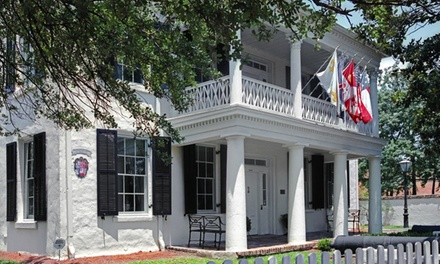 Charlotte Conde Museum House