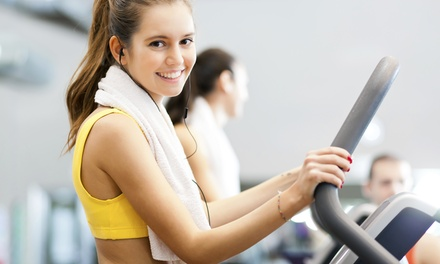 Olympia Gym & Fitness Center
