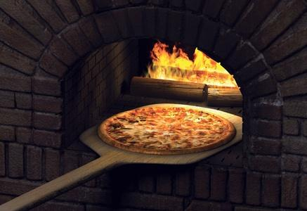 Steve's Wood Fired Pizza