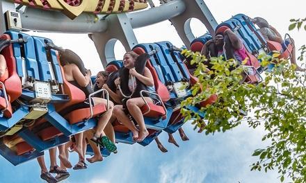 Magic Springs Amusement