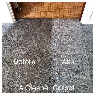 A Cleaner Carpet
