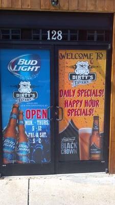 Dirty's Tavern