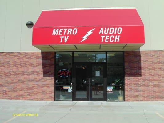 Metro Tv-Audio Tech