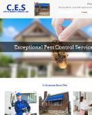 CES Pest & Termite Control