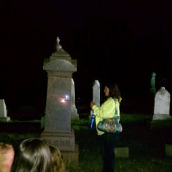 Mineral Springs Haunted Tours