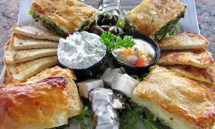 Stratos Greek Taverna