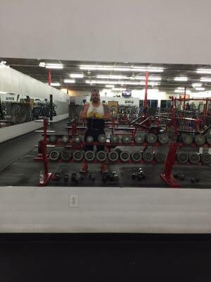 Stroud's Fitness Center