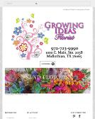 Growing Ideas Florist, Inc.