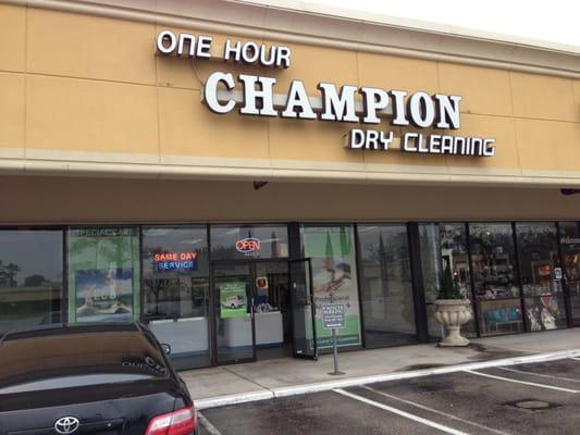 One Hour Champion