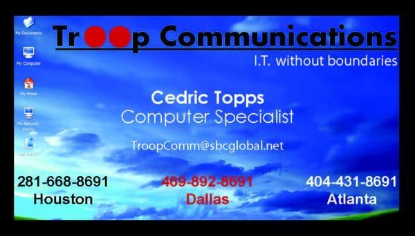 Troop Communications
