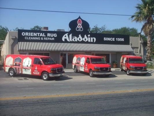 Aladdin Cleaning & Restoration