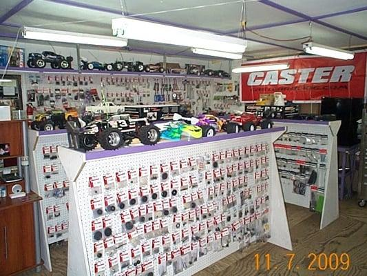 R C & ATV American Hobbies