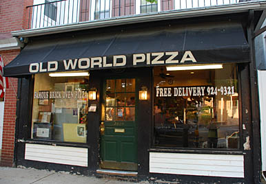 Old World Pizza