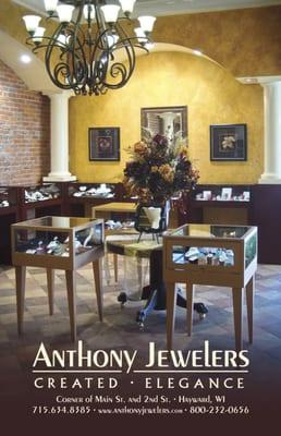 Created Elegance By Anthony