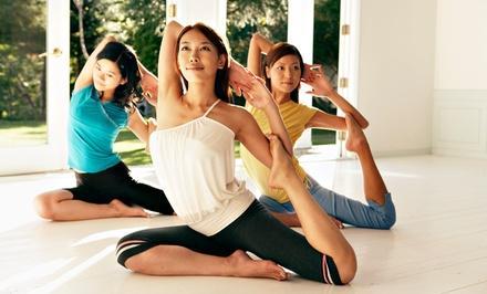 Naturally Yoga