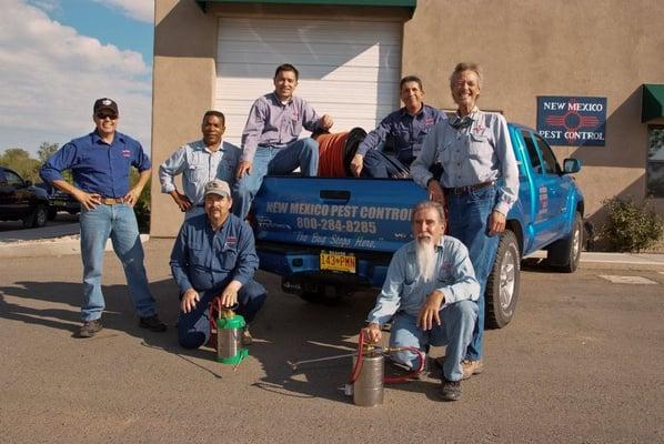 New Mexico Pest Control