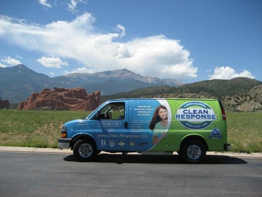 Clean Response Carpet & Upholstery Cleaning