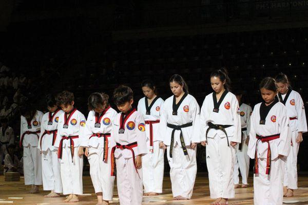 U S Taekwondo Center