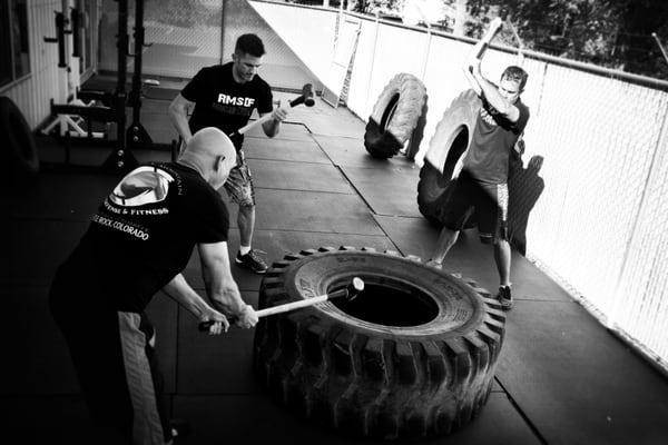 Rocky Mountain Self Defense & Fitness