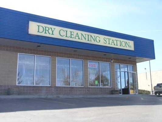 Dry Cleaning Station