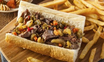 Large Marge's Philly Cheesesteaks