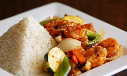 Tuk Tuk Thai Grill