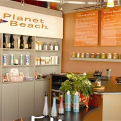 Planet Beach Tanning Spa