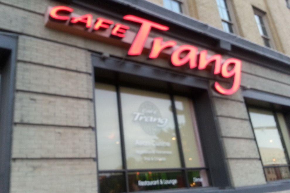 Cafe Trang
