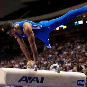 USA Gymnastics World