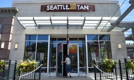 Seattle Sun tan