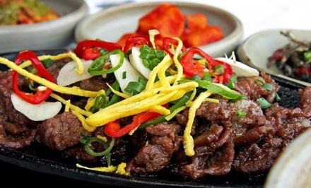 Todamgol Korean Restaurant