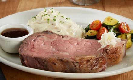 Stanley & Seafort's Steak Chop
