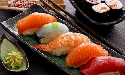 Happy Fish Sushi & Martini Bar