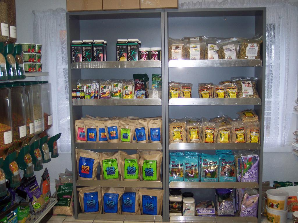 Bizee Bird Store