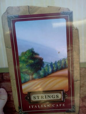 String's Italian Cafe