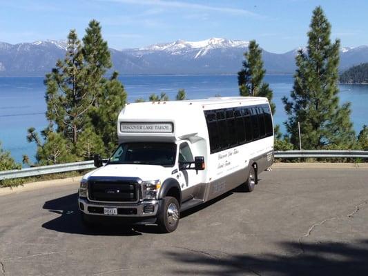 Discover Lake Tahoe Tours