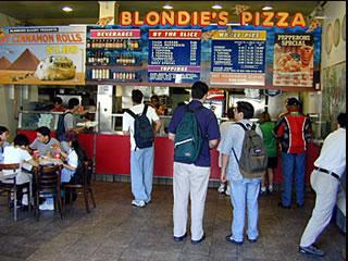 Blondie's Pizza