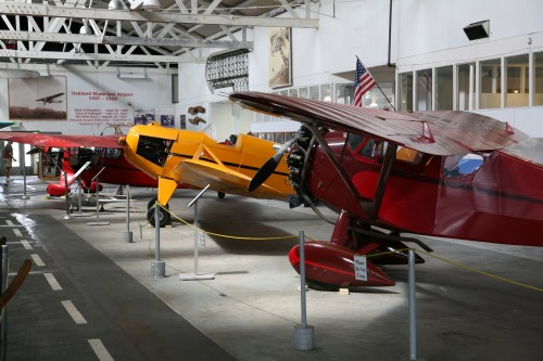 Oakland Aviation Museum
