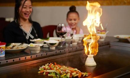 Something's Fishy Japanese Steakhouse & Sushi Bar